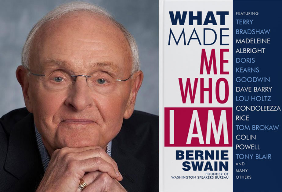 5 Keys from Bernie Swain to Help You Follow Your Passion