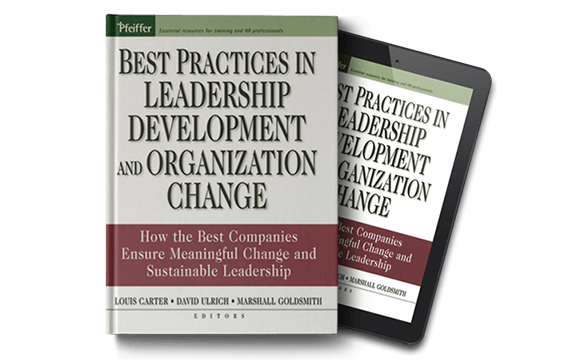 BEST PRACTICES IN LEADERSHIP DEVELOPMENT AND ORGANIZATION CHANGE 1