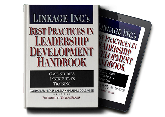 Linkage Inc.'s Best Practices in Leadership Development Handbook 1
