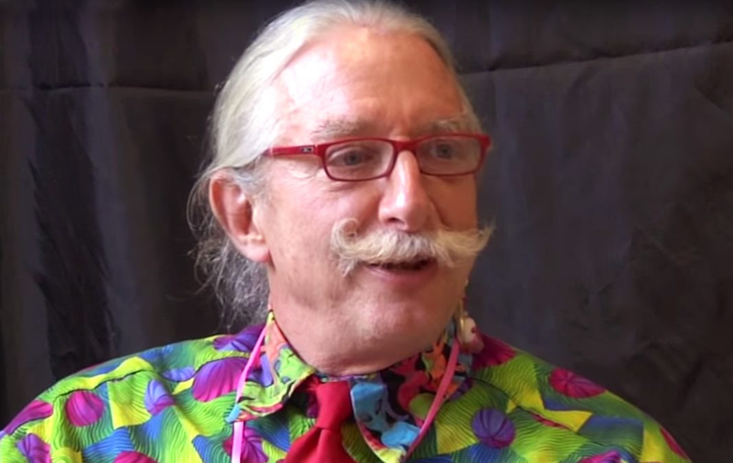 Louis Carter Speaks with Hunter Patch Adams