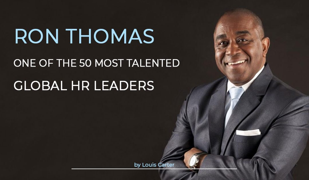 Profile – Ron Thomas – Named As One Of The 50 Most Talented Global HR Leaders In Asia