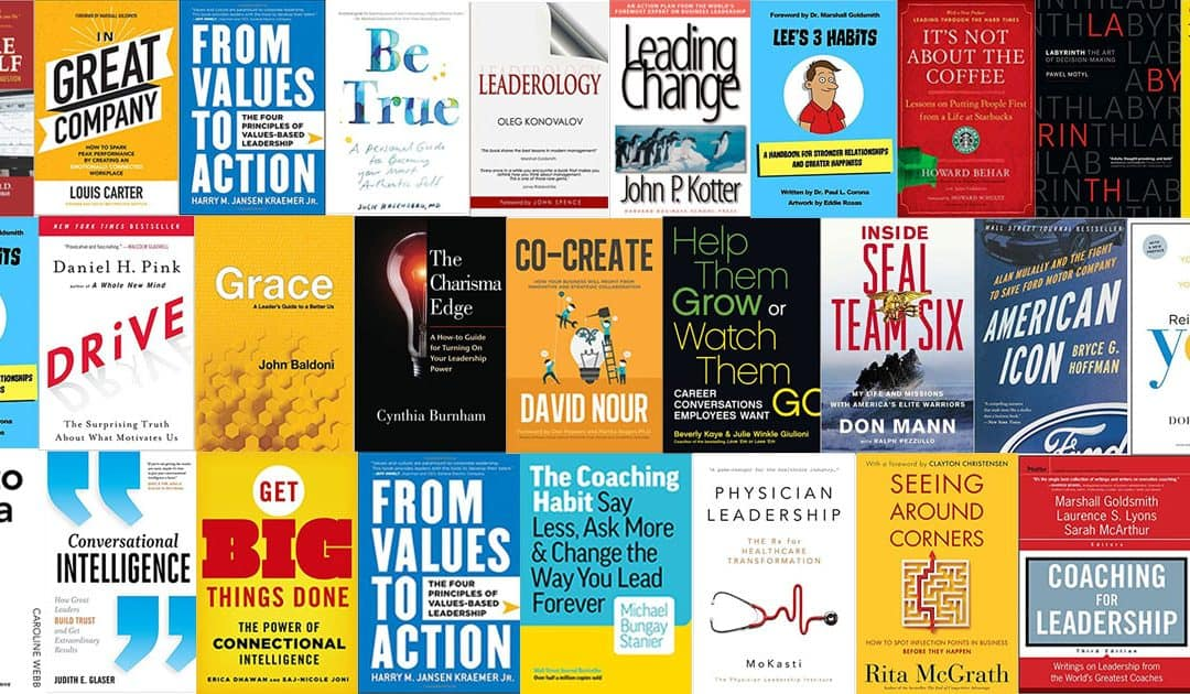 The 33 Best Leadership Books You Haven't Read Yet (2020)