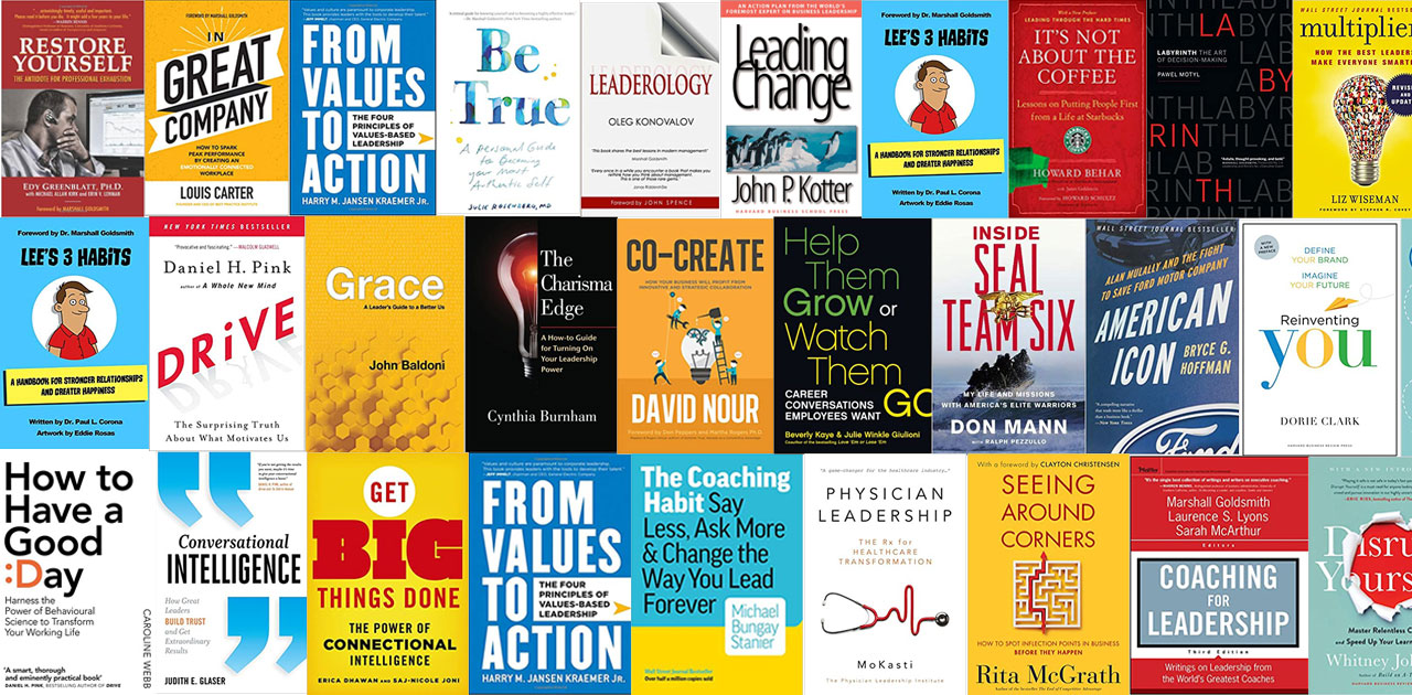 Best Leadership Books image.