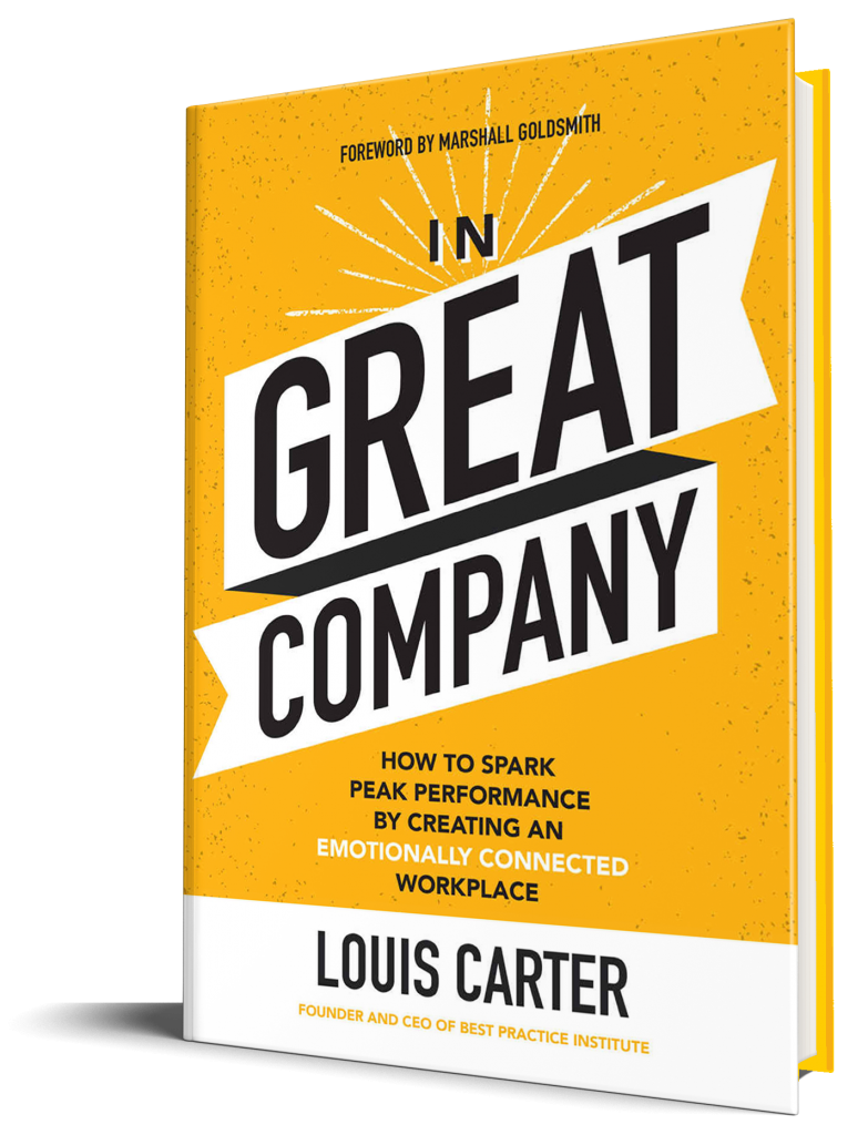 Louis Carter - CEO Executive Coach, CEO, author and Expert in Organizational Culture and Leadership Development 12