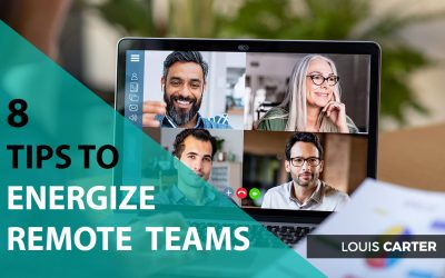 Energizing Remote Teams: 8 Tips On Kick-Starting Their Day