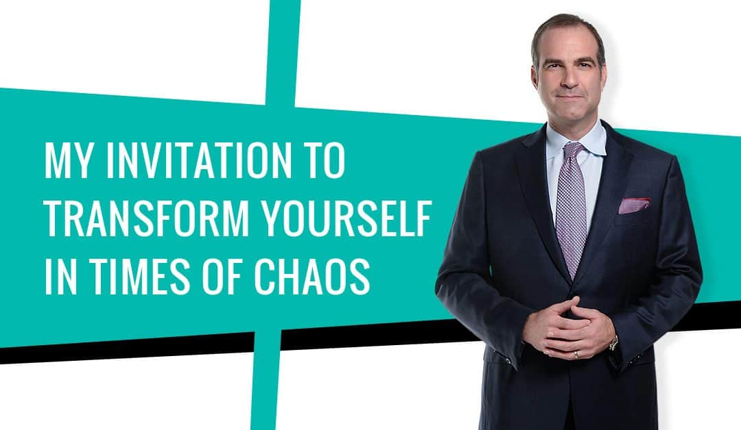 Transformational Leadership – Let's Transform Ourselves and Others During Time of Chaos