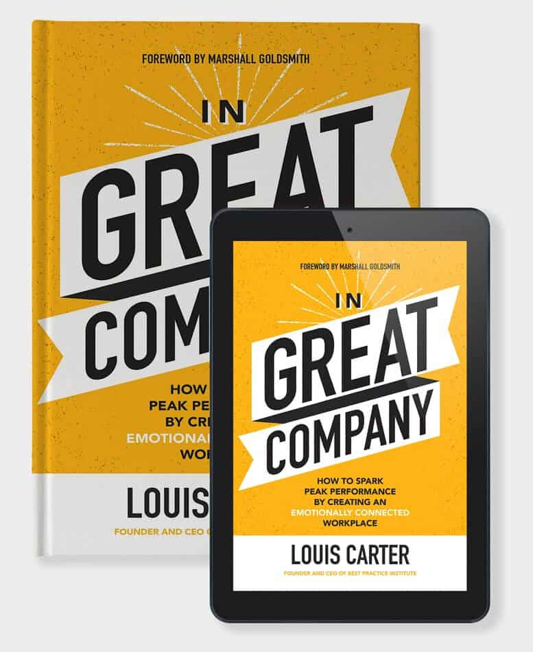 Louis Carter - CEO Executive Coach, CEO, author, and expert in Organization Change and Leadership Development 5