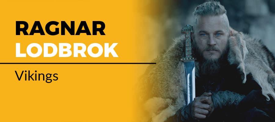 Ragnar Lodbrok, TV series, Vikings