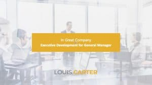 Executive Development for General Managers