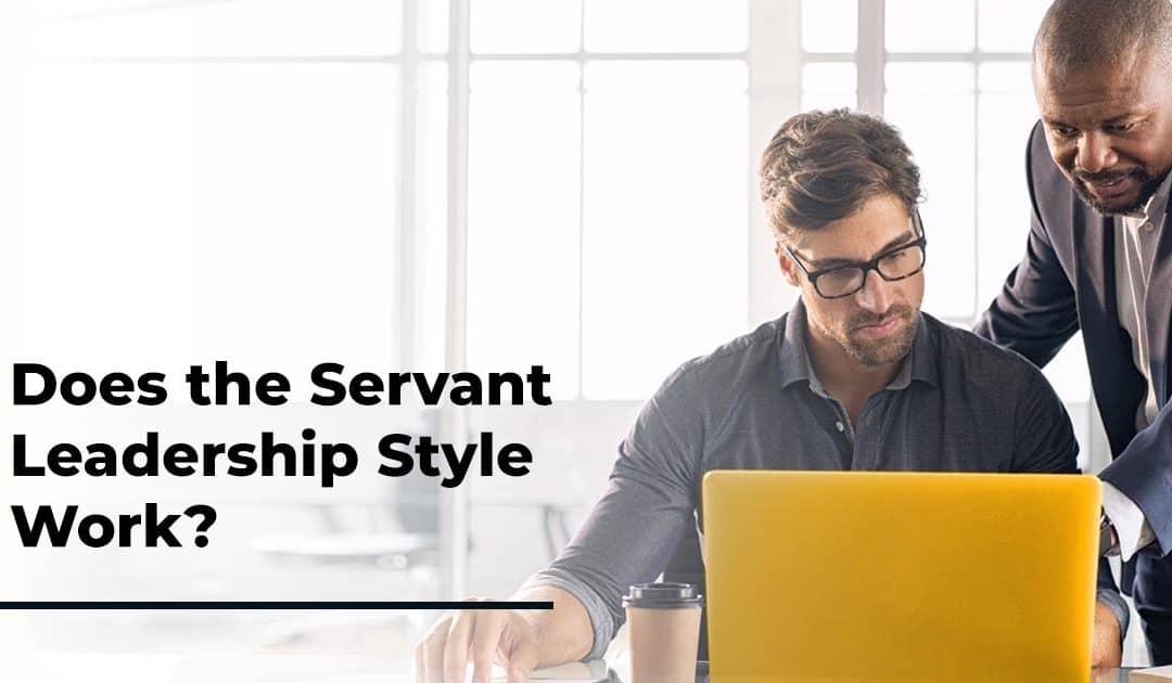Servant leadership style