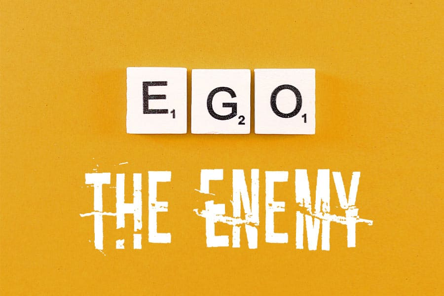 Ego Is the Enemy of Good Leadership 1